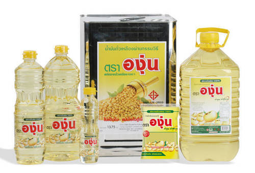Refined Soybean Cooking Oil 1 lt. ,5lt , 13.75 lt