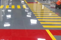 Epoxy Floor Painting Solution