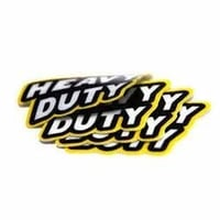 Heavy Duty Sticker