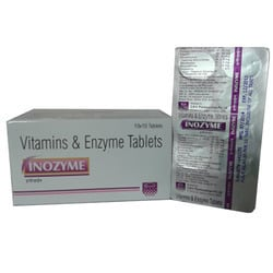 Vitamin Enzyme Tablets