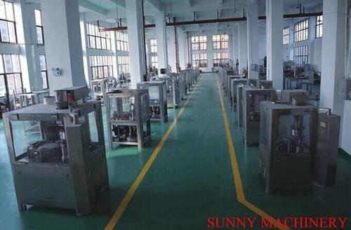 Automatic Laboratory Mini Capsule Filling Machine