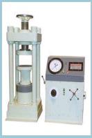 Compression Testing Machine 100 Tonne Digital With Gauge Channel Model