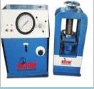 Compression Testing Machine 100 Tonne Electrical Channel Model
