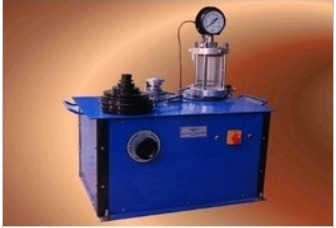 Constant Oil Water Pressure System