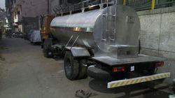 Road Milk Tank 7000 Liter