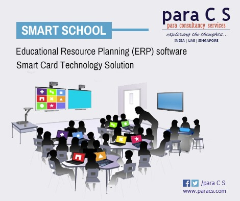 Smart School Educational Resource Planning (ERP) Software in  Maleshwaram