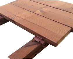 Thermo Pine Decking 26mm Thick