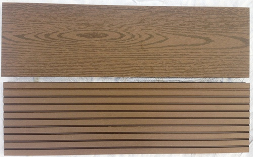 Wpc Decking Choclate