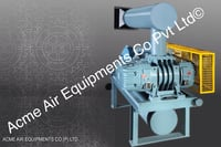 Commercial Twin Lobe Rotary Compressors