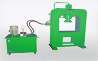 Manual Hydraulic Tile Press (Type A)