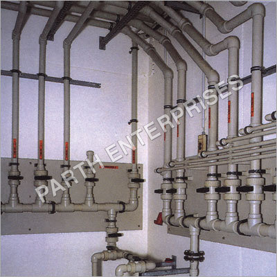 Modular Compressed Air Piping Systems - PARTH VAlVES AND