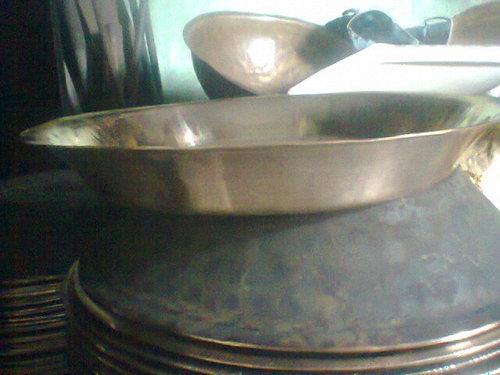 Nepali Brass Thali