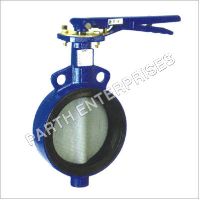 Wafer Type Manual Butterfly Valves