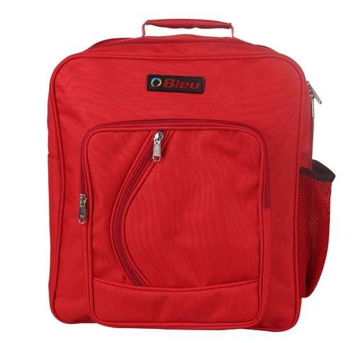 Water Proof School Bag Small - Red in  Motia Khan  (Paharganj)