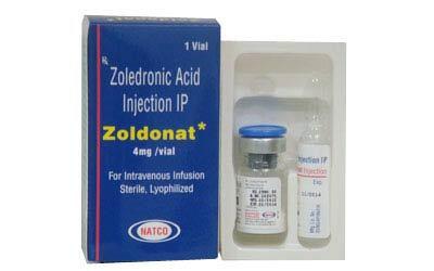Zoldonat 4mg Injection