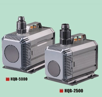 Multi Function Submersible Pump HQB 5000 and 2500