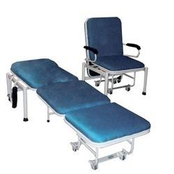 Hospital Attendant Bed Cum Chair