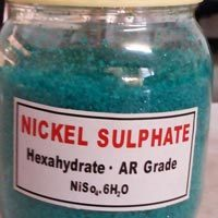 Nickel Sulfate Hexahydrate (L.R. & A.R.)
