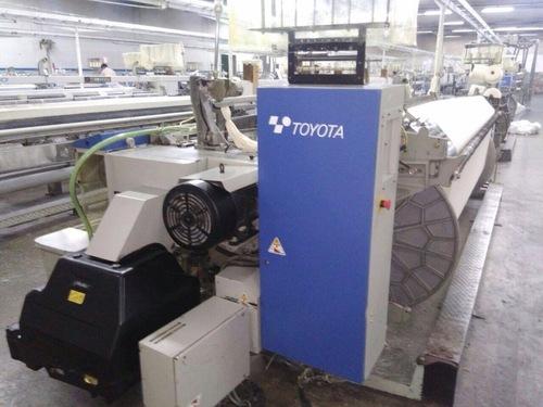 Used Toyota 710 Airjet Weaving Machines in  Goregaon (W)