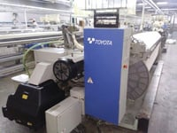 Used Toyota 710 Airjet Weaving Machines