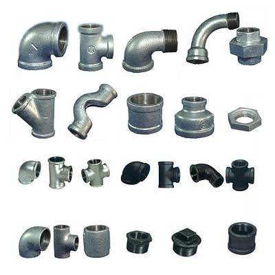 Galvanized Pipe Fittings - NATIONAL PIPE & FITTINGS, 1ST