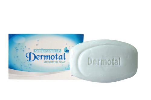 Ketoconazole I.P. Dermotal Soap