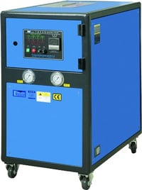 Water Cooled Cased Industrial-Chiller