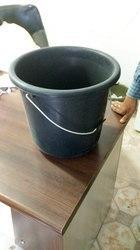 Metal Handle Plastic Bucket