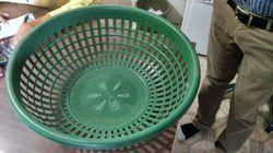 Plastic Net Basket