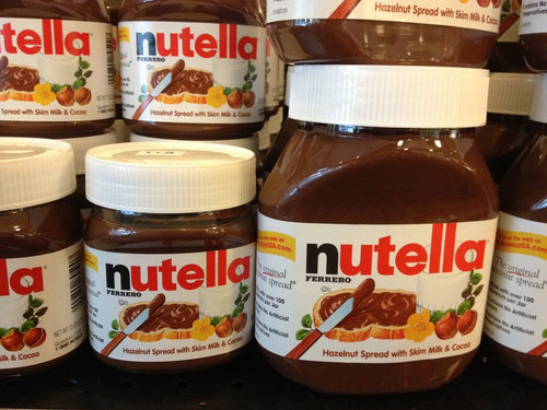 Nutella Ferrero Chocolate Spread 230g at Best Price in Navi