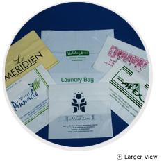 Plastic And Kraft Paper Bags