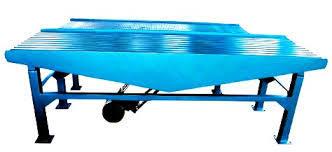 Vibrator Table Machine
