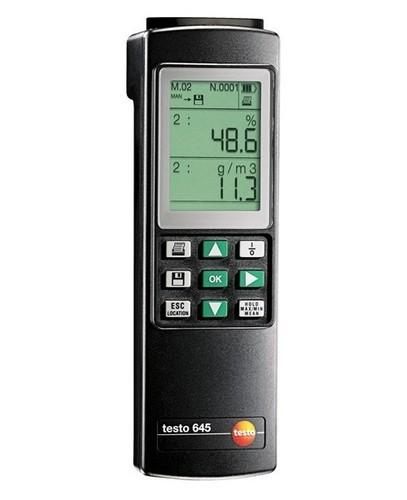 Air Humidity Meter