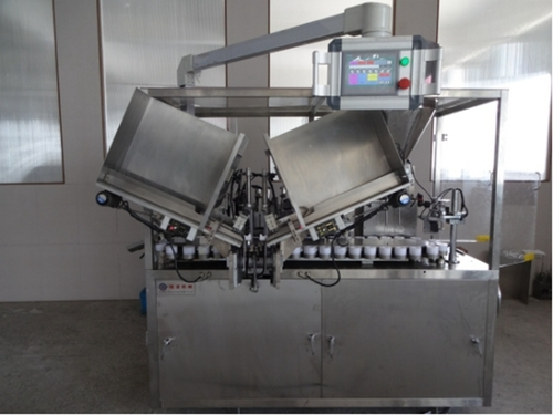 Ointment Processing Machine