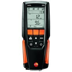 Portable Flue Gas Analyzer (Testo-310)