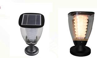 Cup Design Solar Garden Light