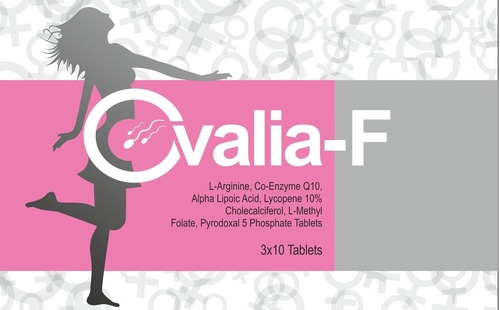 Infertility Tablets For Female