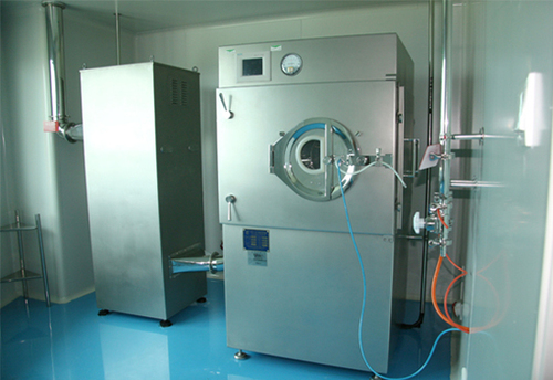 Pharmaceutical Film CIP Tablet Coating Machine in   RUIAN CITY