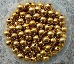 Brass Metal Beads