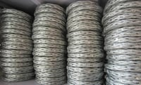 Smooth Wire Mesh Grips And Hoisting Grip And Stainless Steel Cable Sock