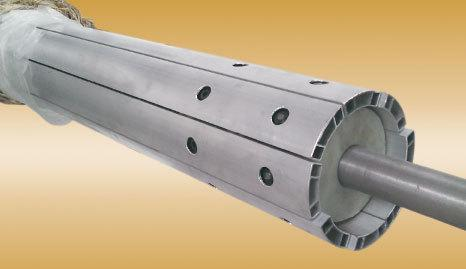 Advance Bowed Spreader Rollers
