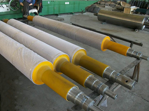 Drying Rollers For Paper Making Machinery