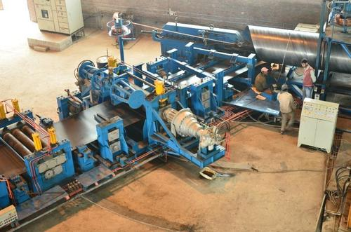 High Performance Spiral Pipe Plant