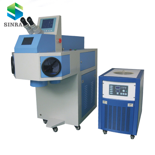 Jewelry Laser Welding Machine For Jewelry Processing