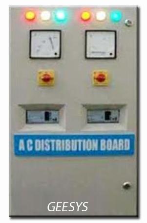 Solar DC Distribution Box (DCDB)