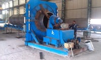 Spiral Pipe Edge Beveling Machine