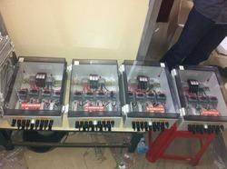 Solar DCDB Combiner Box