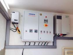 Solar Power Distribution Panel