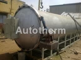Industrial Autoclave Systems