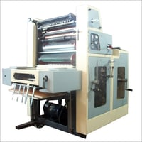 Industrial Use Mini Offset Printing Machine